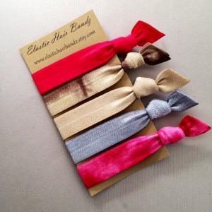 The Audrey Collection Hair Ties-Pon..